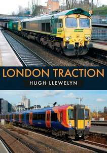 London Traction - Book