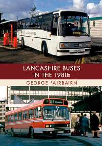 Lancashire Buses in the 1980s - Book