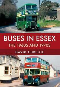 Buses in Essex - The 1960s and 1970s - Book