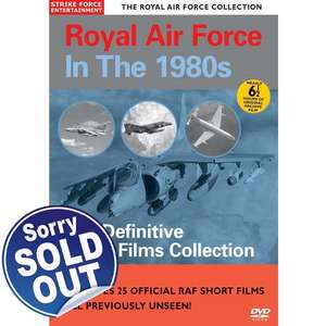 Royal Air Force In The 1980s - The Definitive Short Films Collection