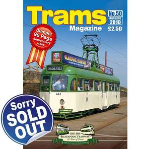 TRAMS Magazine 50 - Autumn 2010
