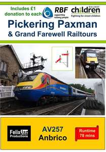 Pickering Paxman and Grand Farewell Railtours