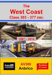 The West Coast Class 303-377 EMU