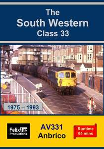 The South Western - Class 33 (1975 - 1993)