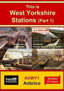 This is West Yorkshire Stations - Part 1