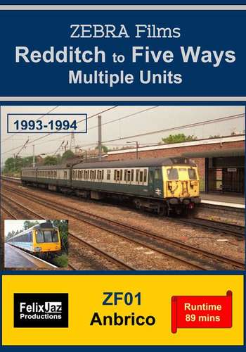 Redditch to Five Ways Multiple Units