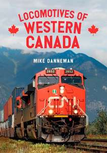 Locomotives of Western Canada - Book