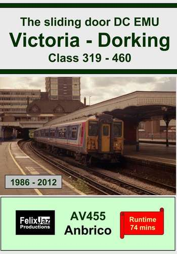 The Sliding Door DC EMU Victoria - Dorking Class 319 - 460