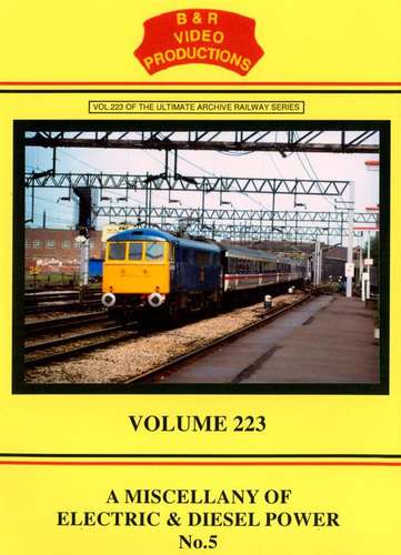 A Miscellany of Diesel and Electric Power No.5