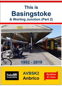 This is Basingstoke and Worting Junction