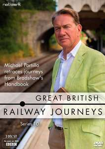 Great British Railway Journeys: Series 10