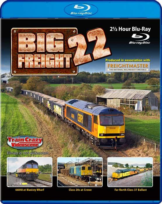 Big Freight 22. Blu-ray