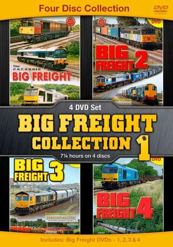 Big Freight Collection No. 1
