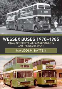 Wessex Buses 1970-1985