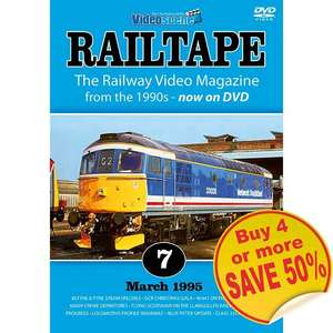 RAILTAPE No. 7 - March 1995