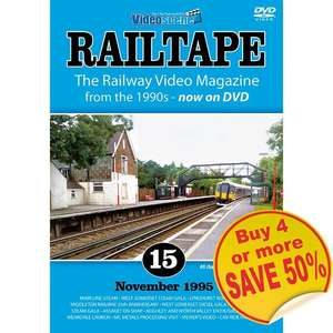 RAILTAPE No. 15 - November 1995