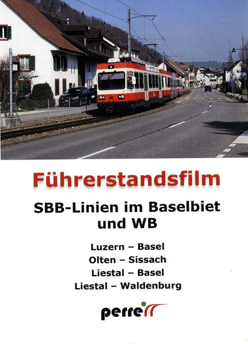 SBB Lines in the Basel Area and WB