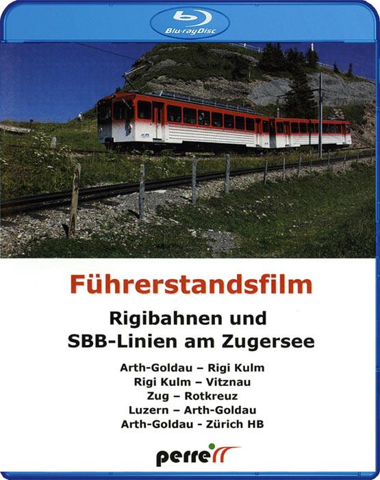 Rigi Railways and SBB Lines on Lake Zug. Blu-ray