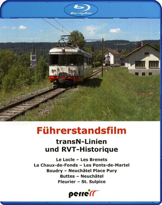 TransN Line and RVT-Historique. Blu-ray