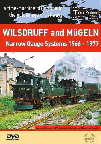 Wilsdruff and Mügeln Narrow Gauge Systems 1966-1977