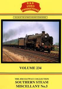 Southern Steam Miscellany No.5