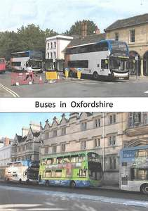 Buses in Oxfordshire