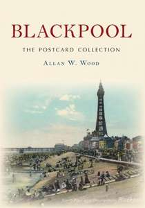 Blackpool - The Postcard Collection - Book