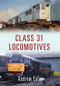 Class 31 Locomotives - Book