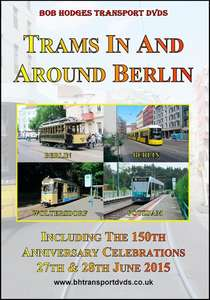 Trams In And Around Berlin