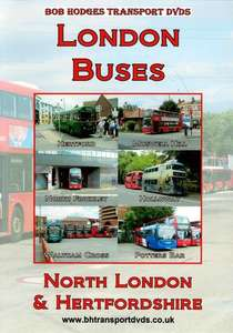 London Buses - North London and Hertfordshire