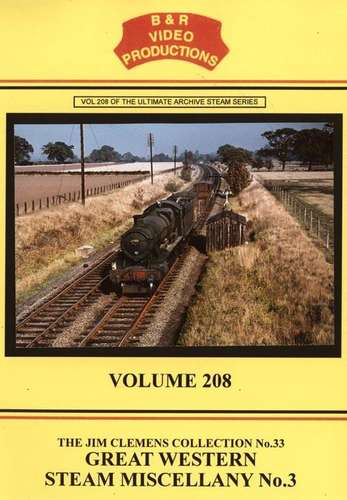 Great Western Steam Miscellany No.3 - Volume 208
