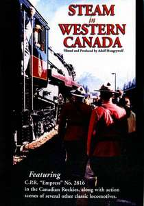 Steam in Western Canada