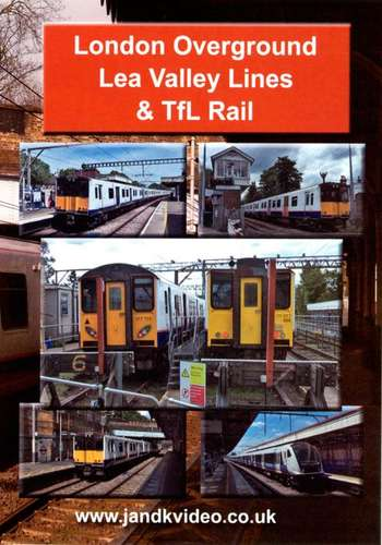 London Overground Lea Valley Lines and TfL Rail