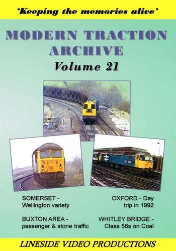 Modern Traction Archive: Volume 21