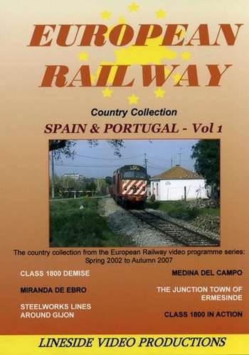 Country Collection - Spain and Portugal - Volume 1