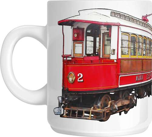 Blackpool Tram Mug Collection 2015 - Fleetwood Car 40