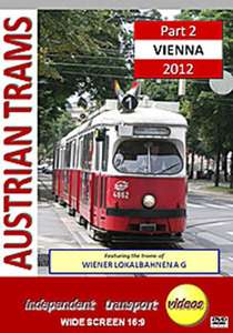 Austrian Trams 1 - Vienna 2012 Part 2