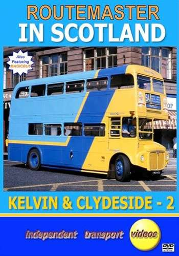 Routemaster in Scotland - Kevin & Clydeside Part 2