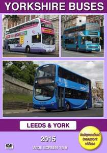 Yorkshire Buses - Leeds and York 2015