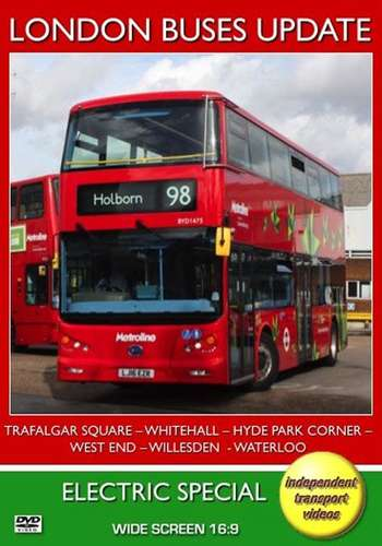 London Buses Update – Electric Special