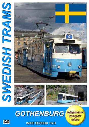 Swedish Trams - Gothenburg