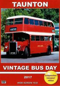 Taunton Vintage Bus Day 2017