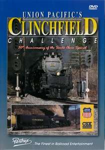 Union Pacific's Clinchfield Challenge
