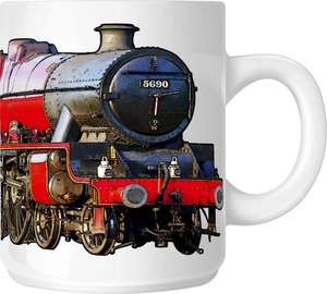 The Steam Mug Collection - LMS Jubilee Class 5690 Leander