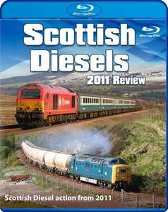 Scottish Diesels 2011 Review Blu-ray