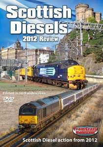 Scottish Diesels 2012 Review