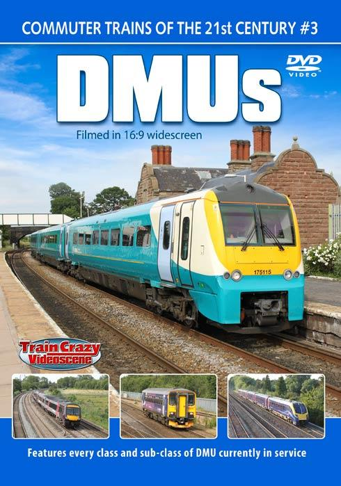 Commuter Trains of the 21st Century 3 DMUs