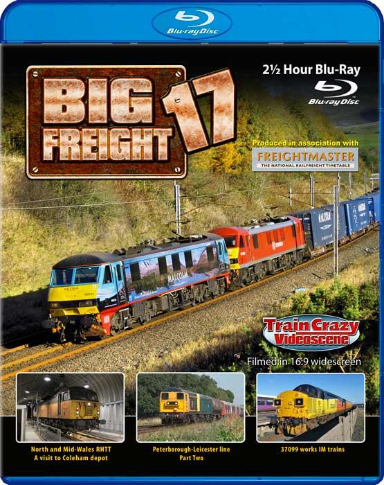 Big Freight 17 - Blu-ray