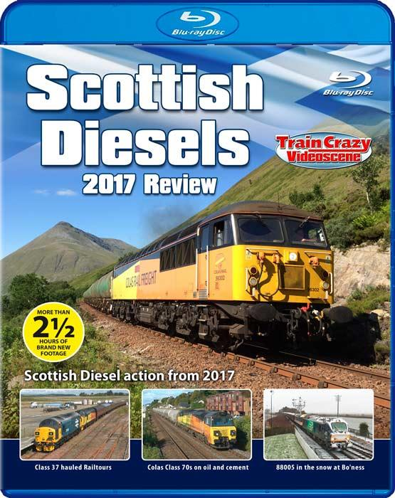 Scottish Diesels 2017 Review - Blu-ray