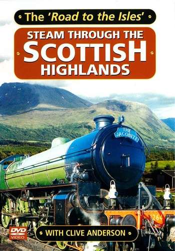 Steam Through The Scottish Highlands